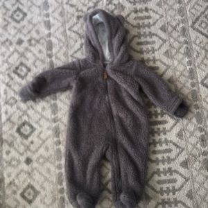 6 month snow suit